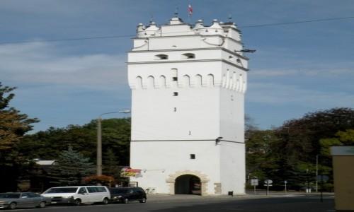 Zdjecie POLSKA / opolskie / Nysa / Wieża bramna
