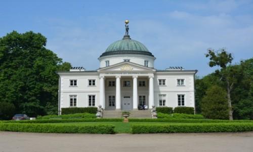 Zdjecie POLSKA / kujawsko-pomorskie / Lubostroń / Pałac w Lubostroniu