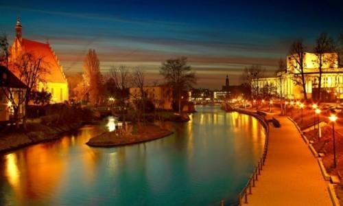 Zdjęcie POLSKA / Bydgoszcz / Stare Miasto / Dzisiejszy wieczorny spacer