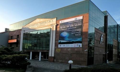 Zdjęcie POLSKA / opolskie / Opole / Filharmonia Opolska