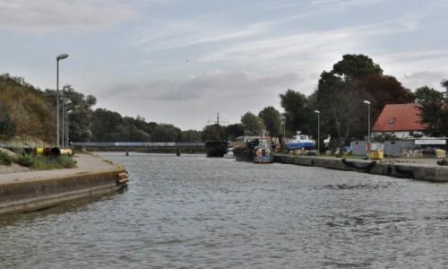 Zdjęcie POLSKA / Pomorskie / Rowy / Rowy, port