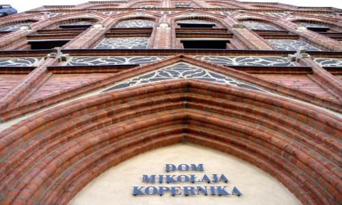 Zdjęcie POLSKA / kujawsko pomorskie / Toruń / Dom Kopernika