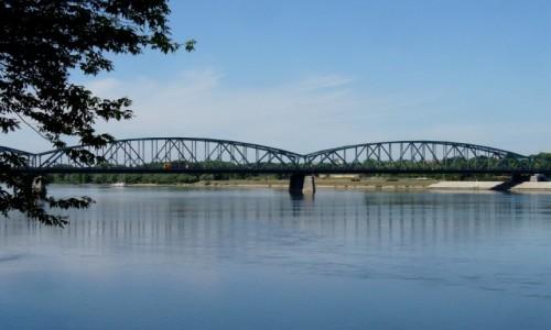 Zdjęcie POLSKA / kujawsko pomorskie / Toruń / Most drogowy