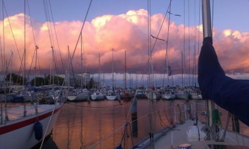 Zdjęcie POLSKA / POMORSKIE / GDYNIA /  port jachtowy