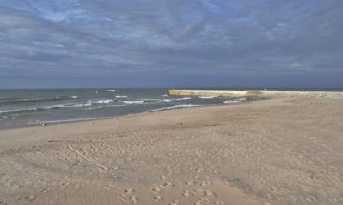 Zdjęcie POLSKA / Pomorskie / Rowy / Rowy, plaża