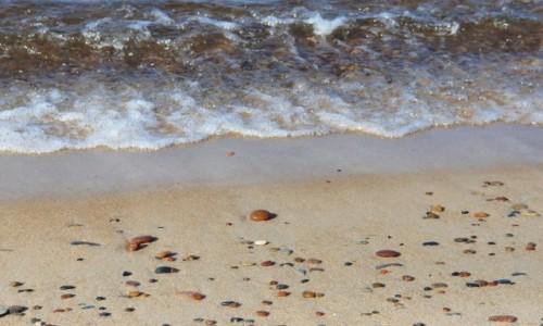 Zdjęcie POLSKA / Pomorskie / Rowy / Rowy, morze