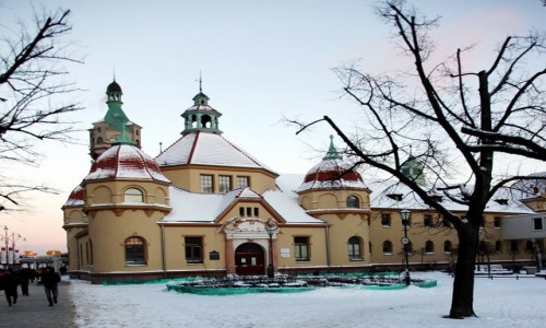 Zdjęcie POLSKA / Pomorskie / Sopot / Uzdrowisko