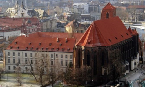 Zdjęcie POLSKA / dolnośląskie / Wrocław / Kościół NMP na Piasku