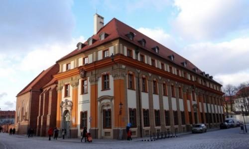 Zdjęcie POLSKA / dolnośląskie / Wrocław / Centrum Duszpasterskie Archidiecezji Wrocławskiej