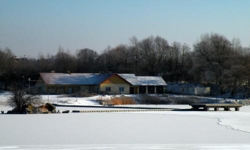 Zdjęcie POLSKA / opolskie / Opole / Ośrodek wypoczynkowy zimą