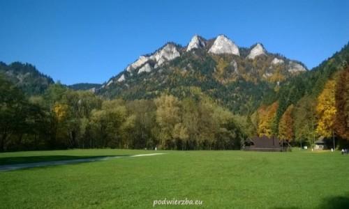 Zdjęcie POLSKA / Pieniny / Trzy Korony / Trzy Korony jesienią