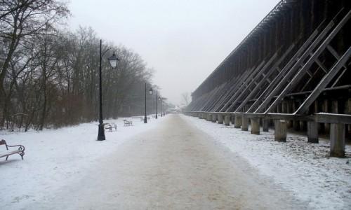 Zdjęcie POLSKA / kujawsko pomorskie / Ciechocinek / Zima pod tężniami