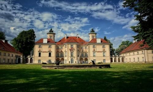 Zdjecie POLSKA / mazowsze / Otwock Wielki / Pałac Bielińskich