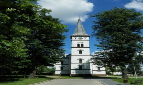 Zdjecie POLSKA / Śląsk Opolski / Ozimek, powiat opolski, województwo opolskie / Kościół ewangel
