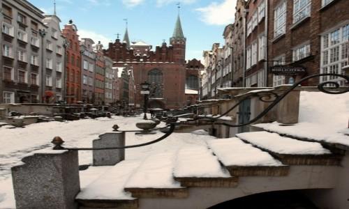 Zdjecie POLSKA / Pomorskie / Gdańsk / Ulica Mariacka