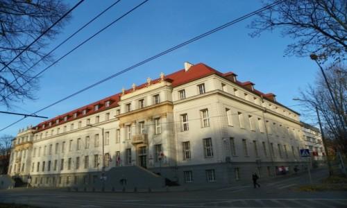 POLSKA / Górny Śląsk / Katowice, województwo śląskie / Dawna siedziba dyrekcji koncernu Hohenlohe Werke w Wełnowcu, z ok. 1905 r.