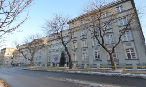 Zdjecie POLSKA / Górny Śląsk / Chorzów, województwo śląskie / Budynek dawnego