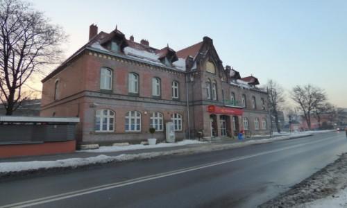 Zdjecie POLSKA / Górny Śląsk / Siemianowice Śląskie, województwo śląskie / Budynek poczty,