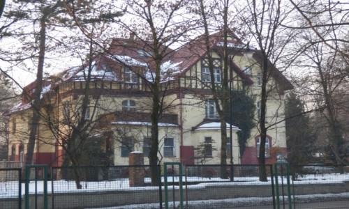 Zdjecie POLSKA / Górny Śląsk / Siemianowice Śląskie-Michałkowice, województwo śląskie / Dawna willa dyr