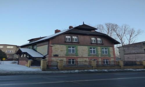 Zdjecie POLSKA / Górny Śląsk / Chorzów, województwo śląskie / Jedna z willi p