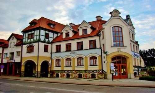 Zdjęcie POLSKA / województwo warmińsko-mazurskie / Pisz / Pisz-ulica Kościuszki
