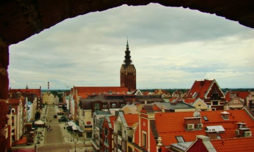 Zdjęcie POLSKA / województwo warmińsko-mazurskie / Elbląg / Elbląg-Stare Miasto