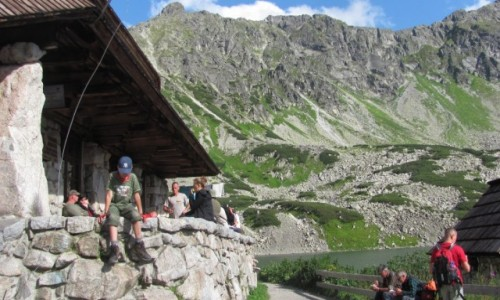 Zdjęcie POLSKA / górski / Dolina Pięciu Stawów / tatry