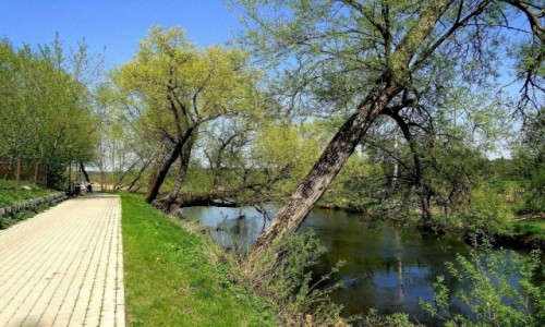 POLSKA / Podlasie / Supraśl / Z serii: spacerkiem po Supraślu (8)