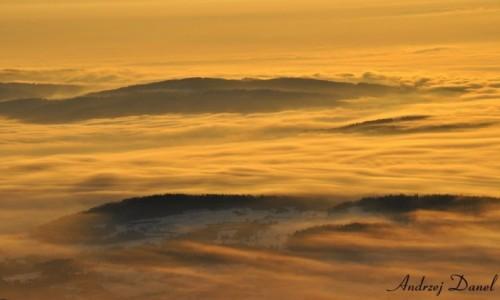 Zdjęcie POLSKA / Beskidy / Babia Góra / Atlas chmur