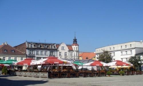 Zdjęcie POLSKA / ślaskie / Tarnowskie Góry / Dom Szymkowica, ten z wieżą.