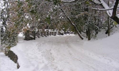 POLSKA / dolnośląskie / Karpacz / Wczesna zima w październiku