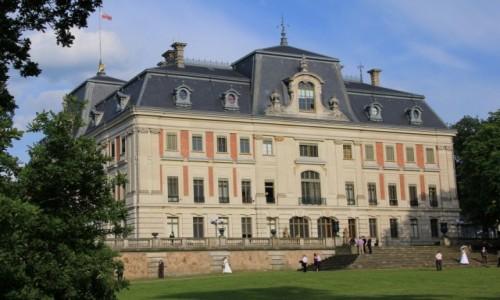 Zdjęcie POLSKA / Śląskie / Pszczyna / Pszczyński pałac
