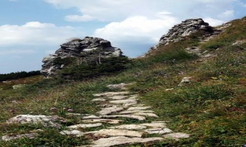 Zdjecie POLSKA / Tatry / Czerwone Wierchy / Ścieżka