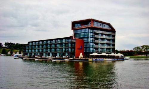 POLSKA / województwo warmińsko-mazurskie / Mikołajki / Mikołajki-hotel Mikołajki