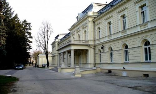 Zdjęcie POLSKA / kujawsko pomorskie / Ciechocinek / Budynek, łazienki III