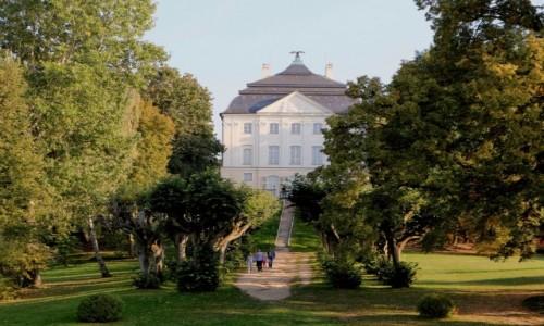 Zdjecie POLSKA / Kujawy / Ostromecko k/ Bydgoszczy / Pałac Stary w Ostromecku k/ Bydgoszczy