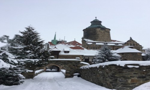 Zdjecie POLSKA / Zamek Czocha / Leśna / Zamek Czocha