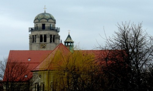 Zdjęcie POLSKA / opolskie / Opole / Piotra i Pawła kościół