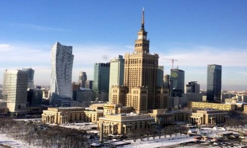 Zdjęcie POLSKA / mazowieckie / WARSZAWA / Jeszcze raz Warszawa
