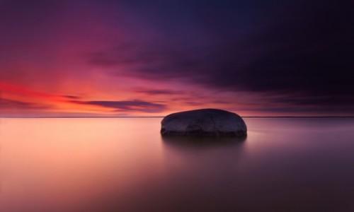 Zdjęcie POLSKA / warmia  / Tolkmicko  / swiety  kamien