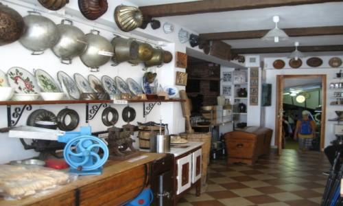 Zdjęcie POLSKA / pomorskie / Ustka / muzeum chleba