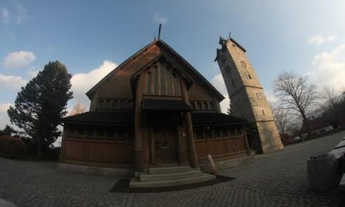 Zdjęcie POLSKA / Karkonosze / Karpacz / Wang