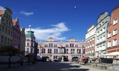 POLSKA / Pomorskie / Gdańsk, Ul. Piwna / Zbrojownia