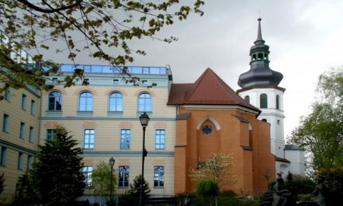 Zdjecie POLSKA / opolskie / Opole  / Skwer przed uniwerkiem