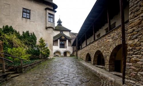 POLSKA / Spisz / Niedzica / na zamku w Niedzicy
