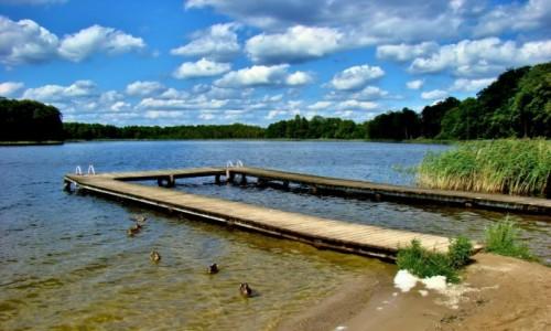 Zdjęcie POLSKA / województwo warmińsko-mazurskie / Wejsuny / Jezioro Wejsunek