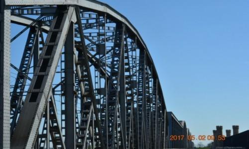 Zdjęcie POLSKA / Pomorze / Tczew / most 2