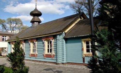 Zdjęcie POLSKA / województwo kujawsko-pomorskie / Ciechocinek / Cerkiew św.Michała Archanioła z 1894 roku