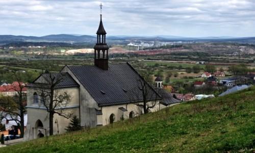 Zdjecie POLSKA / świętokrzyskie / Chęciny / Chęcińskie widoki