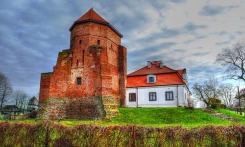 Zdjęcie POLSKA / mazowieckie / Liw / Liw w wiosennej odsłonie